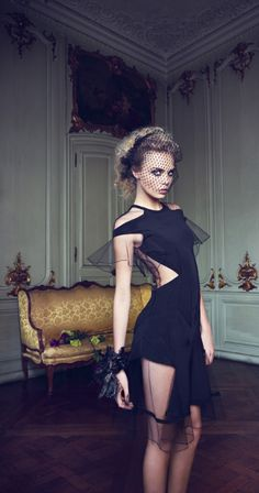 """""""It is amazing how complete is the delusion that beauty is goodness."""" ― Leo Tolstoy, The Kreutzer Sonata *Cara Delevingne Look Fashion, Fashion Models, Mode Gossip Girl, Cara Delevingne Style, Cara Delevingne Photoshoot, British Fashion Awards, Sexy Hot Girls, Mannequin, Belle Photo"""