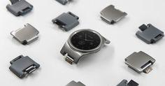 ¡¡ATENTOS AL FUTURO!! BLOCKS es el primer #smartwatch modular que llegará al mercado en otoño. Atento al futuro de los relojes inteligentes con distintos módulos acoplables.