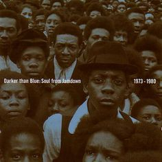 VARIOUS / BLOOD & FIRE - DARKER THAN BLUE : SOUL FROM JAMDOWN (1973-1980) image