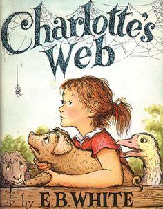 Children's Books | Charlotte's Web | E.B. White