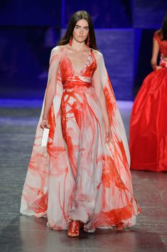 Naeem Khan, Spring 2017 - Runway Dresses We Wish We Could Wear for Valentine's Day - Photos