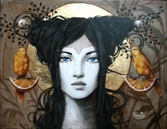 Sophie Wilkins | Canadian Magic Realism painter