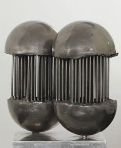 Alberto Guzman - Untitled 1973 Steel