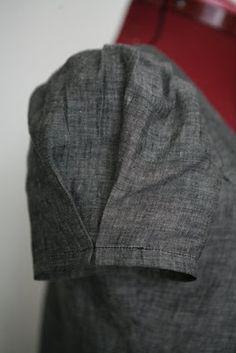 Presserfoot.com: 2nd peasant shirt
