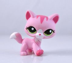 Littlest Pet Shop Cat Collection Child Girl Figure Cute Toy Loose LPS668...this is not Destiny