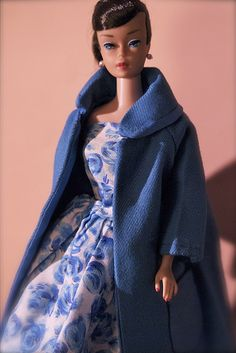 Barbie - Vintage Barbie Swirl ponytail - Brunette
