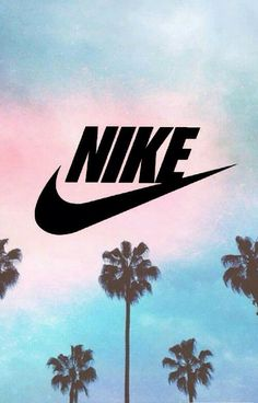 Super cute galaxy Nike wallpaper … Pinteres…