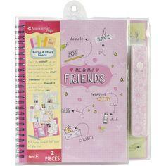 $9.99 American Girl Travel Size Scrap & Stuff Book Friends