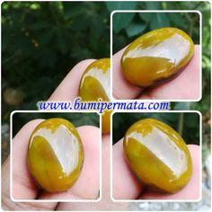 CM225 Batu Permata Brown Kalsedon - Chalcedony COklat