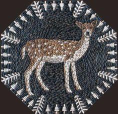 By Maggy Howarth - Cobblestone Designs Mosaic Walkway, Mosaic Rocks, Mosaic Stepping Stones, Pebble Mosaic, Mosaic Garden, Stone Mosaic, Mosaic Wall, Mosaic Glass, Mosaic Tiles