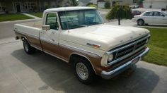 1972 ford truck interior | 100 1972 ford f100 ranger xlt on 2040cars year 1972 mileage 46000 ...
