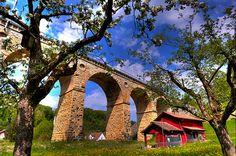 Viadukt von Rümlingen Kanton Basel Landschaft | Flickr - Photo Sharing!