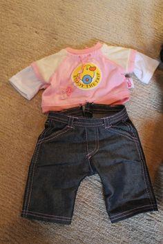 Zapf Creation Baby born Puppe dunkel - 43 cm  in Spielzeug, Puppen & Zubehör, Babypuppen & Zubehör   eBay!
