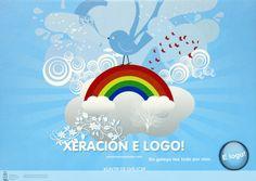 [Secretaría Xeral de Política Lingüística da Xunta de Galicia, 2009] Logos, Home Decor, Nail, Secretary, Infancy, Decoration Home, Room Decor, Logo, A Logo