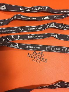 hermes ribbon