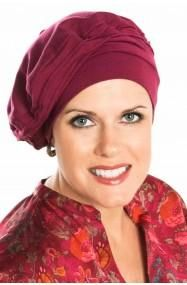 Triumph Beret in Luxury Bamboo by Cardani® - Slouchy Cap