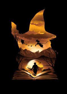 pixalry: Books of Adventure - Created by Dan Elijah. Neo Tokyo, Night Terror, Negative Space, Dragon Ball, Illusions, Dan, Fajardo, Batman, Fantasy