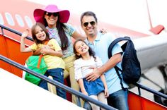 Family Travel: 10 tips for travelling with children