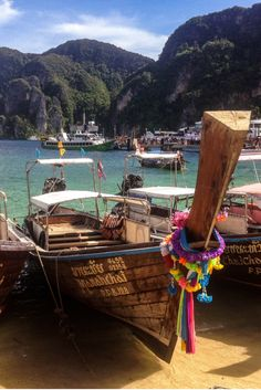 Koh Phi Phi, #Thailand -> Wondering what to pack for backpacking Southeast Asia? Click on the image
