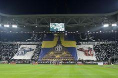 Solo la Juve - Coreografia Juventus Milan 1-0