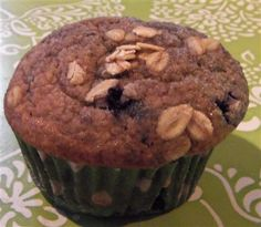 CLEAN BLUEBERRY MUFFINS - The Kitchen Table - The Eat-Clean Diet®