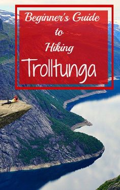 Hiking Trolltunga, Norway is not easy but completely worth every step.