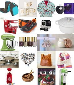 Holiday Gift Guide 2014 on twopeasandtheirpod.com Lots of great gift ideas for him, her, baby, and kids!