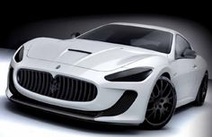 Maserati... I WILL own this car, someday... (drooling)