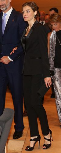 Queen Letizia 25 Jun 2015 - Princess of Girona Foundation awards