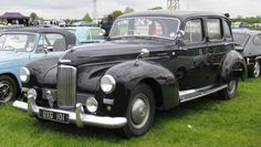 1952  Humber Super Snipe Mark III