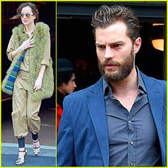 Jamie Dornan Opens Up on Uncomfortable 'Fifty Shades of Grey' Sex Scenes With Dakota Johnson