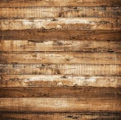 Rustic Wood Floor Background