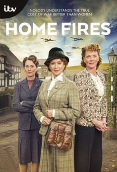 Home Fires (2015-2016) / S: 1-2 / Ep. 12 / Drama - UK / 'Home Fires' follows the true story of a inspirational group of Cheshire women who during the second world war, pull together all of their resources to help a cut off community.