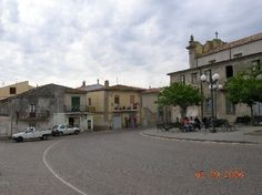Town square vena di maida italy favorite places spaces maternal great grandfathers family home in vena di maida italy sciox Images