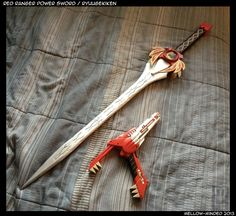 Mighty Morphin Power Rangers Power Sword