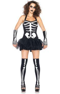 Suzy Skeleton Costume