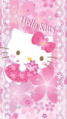 Cute Bow Wallpaper, Apple Logo Wallpaper, Sanrio Wallpaper, Wallpaper Iphone Disney, Aesthetic Iphone Wallpaper, Walpaper Hello Kitty, Hello Kitty Wallpaper, Hello Kitty Items, Sanrio Hello Kitty