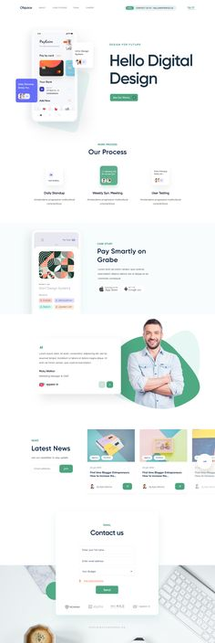 UIUX Design Inspiration : Every day most digital designers look for inspiration on sources like Dribbble or Behance for mobile and webdesign . Ui Design Mobile, Web Ui Design, Page Design, Flat Design, Design Layout, Wireframe Design, Dashboard Interface, Interface Design, Personal Finance App