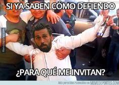 Los memes del Atleti-Real Madrid se ceban con Arbeloa