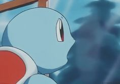 "Squirtle is just ""AYYYYY"""
