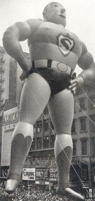 Vintage 1939, Macy's Thanksgiving Day Parade, www.RevWill.com