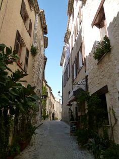 Saint-Paul de Vence, France