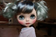 Reserve for Ryo OOAK CUSTOM BLYTHE by GerakinaDolls on Etsy