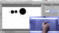 New to tablet use? Dave Cross is here with tips on using a Wacom tablet. What are your tips? #90tips #wacom