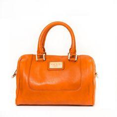 Le sac bowling orange – Mahée