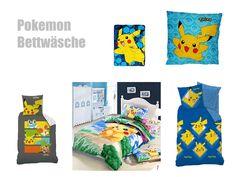 Pokemon Bettwäsche für Kinder und Erwachsene