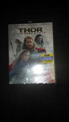 Got my copy of Thor: The Dark World. Go get your copy TODAY !!!