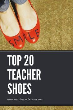 Top 20 Teacher Shoes - Teaching is hard on your feet. So, I asked a my teaching friends to share the most comfortable shoes they've found. They had some great ideas! I think you'll find some of their suggestions helpful. (Keep in mind that some districts request more formal attire, while others know that happy feet = happy teachers ;) #teacherdeals #teacherlife Teaching 5th Grade, 3rd Grade Classroom, First Grade Teachers, New Teachers, Teaching Kindergarten, Preschool, Classroom Ideas, Ugg Leather Boots, Shearling Boots