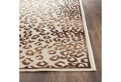 Soren Rug, Cream/Brown