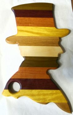Abe cutting board